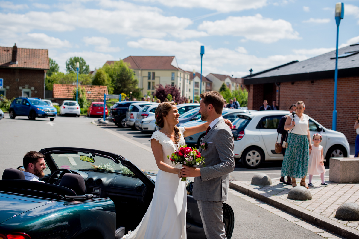 first look mariage arras