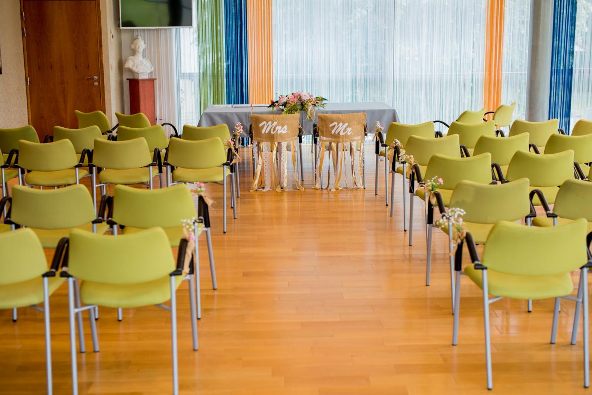 décoration mairie mariage arras