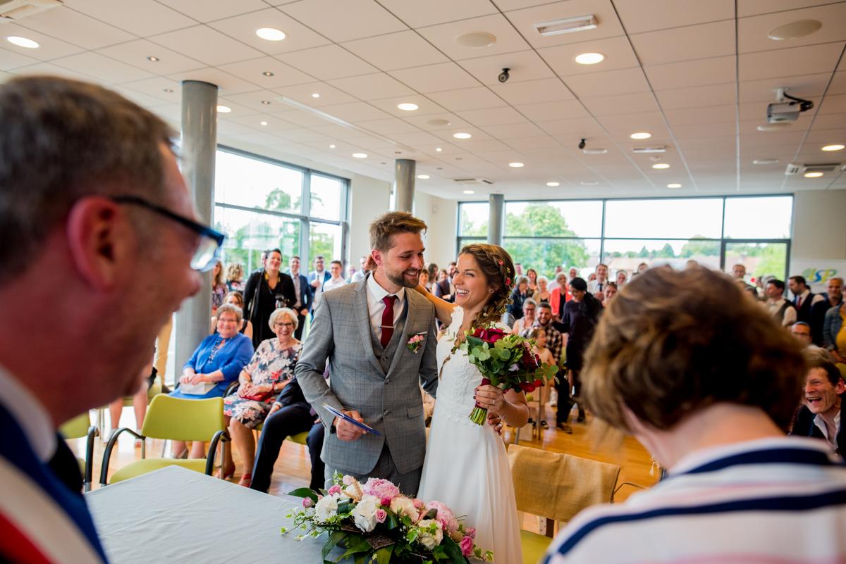 mariage civil arras
