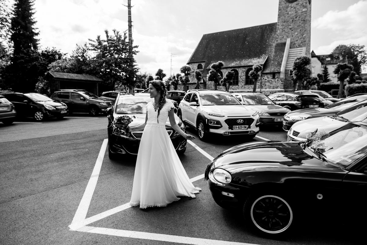 voiture mariage arras