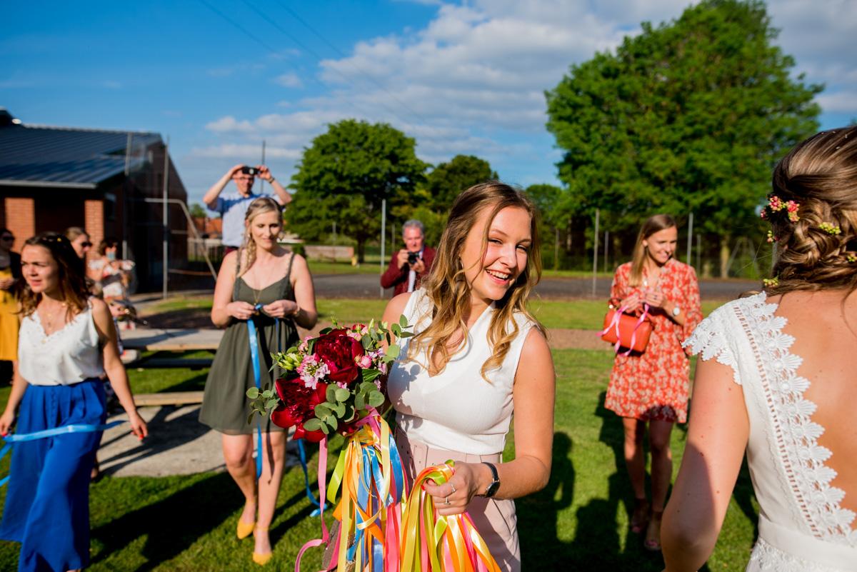 bouquet de fleurs mariage arras