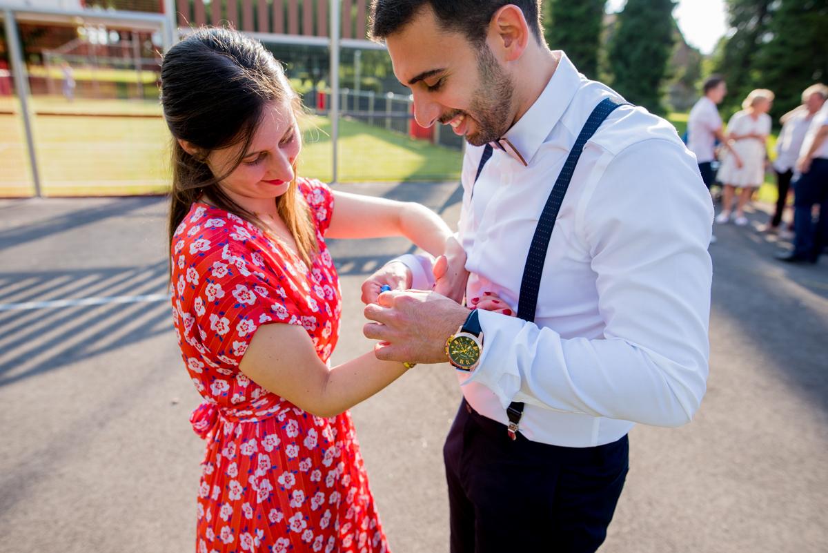 ruban mariage arras