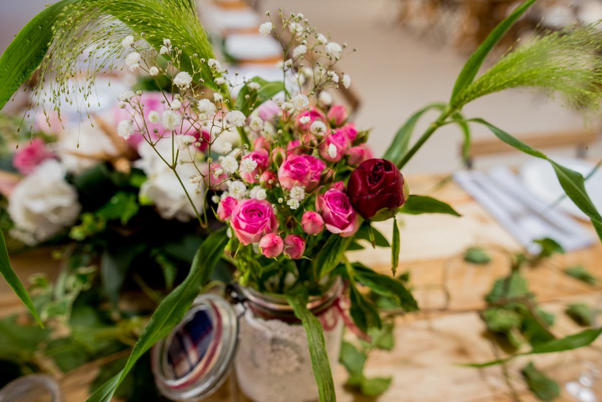 fleurs mariage champêtre arras