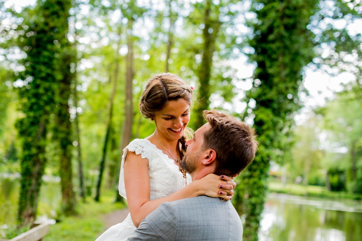 photos de couple mariage joyeux Arras